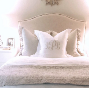 Linen Medium Pillow Sham