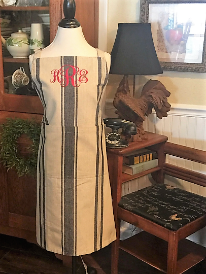 French Market Apron