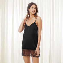 Load image into Gallery viewer, Bluebella Elva Nightie - black