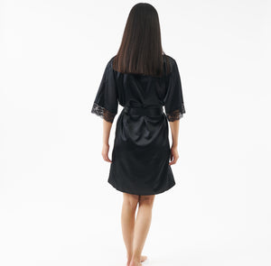 The Sophie Gown - black