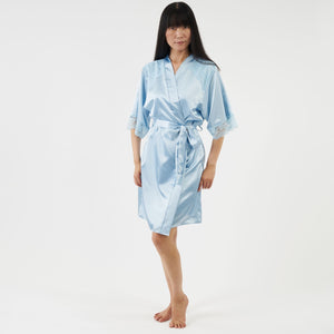 The Sophie Gown - powder blue