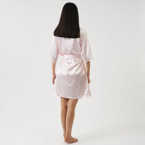 The Sophie Gown - baby pink