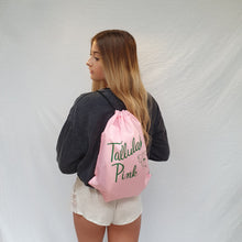 Load image into Gallery viewer, Tallulah Pink Pale Grey Shorts