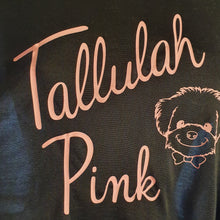 Load image into Gallery viewer, Tallulah Pink Black T-Shirt