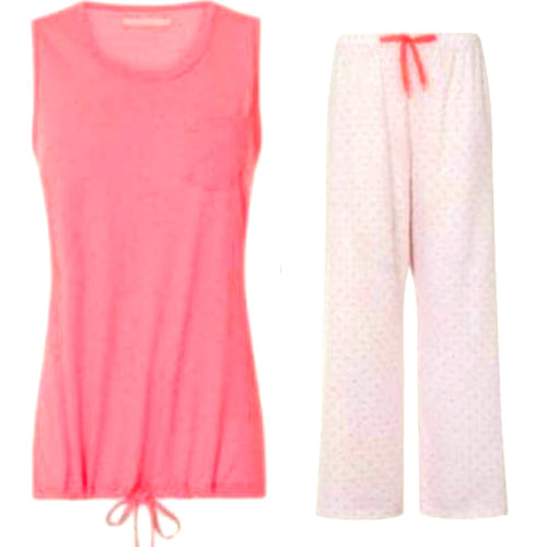 Paradise Pyjama vest and trouser set