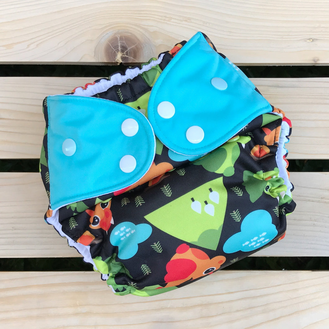 Dragonling - Quokka Pocket Diaper