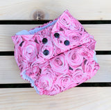 Chic Rose - Quokka Pocket Diaper