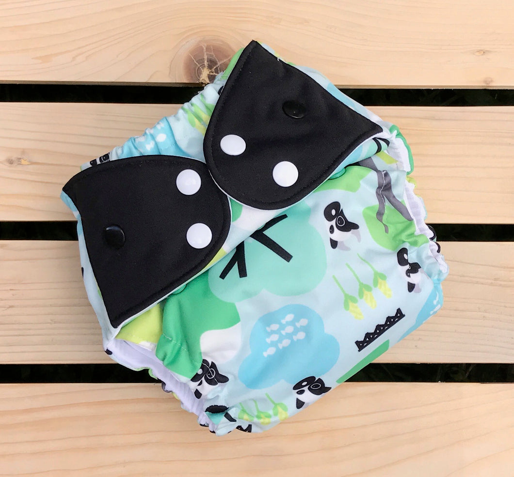Barnyard - Quokka Pocket Diaper