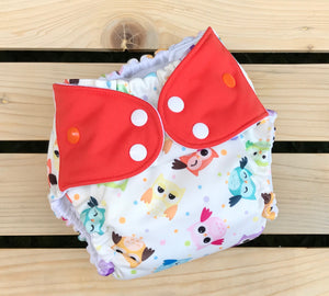 Hoot - Quokka Pocket Diaper