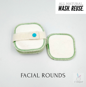 Facial Rounds - Reusable