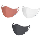 Cottonytail Women's Washable & Reusable Face Mask - 3 Pack