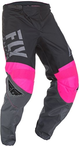 Fly Racing 2019 F-16 Jersey and Pants Combo Youth Neon Pink//Black//Gray Small,18