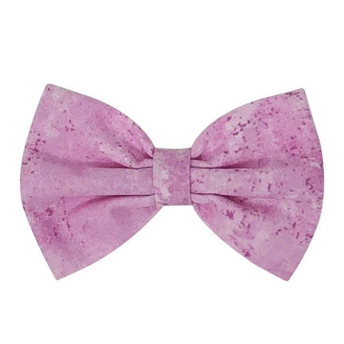 Pet Bow Tie | Pink Cotton Candy Bow Tie