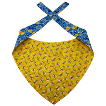Load image into Gallery viewer, Dog Bandana with Bees | Shop Cute Dog Bandanas