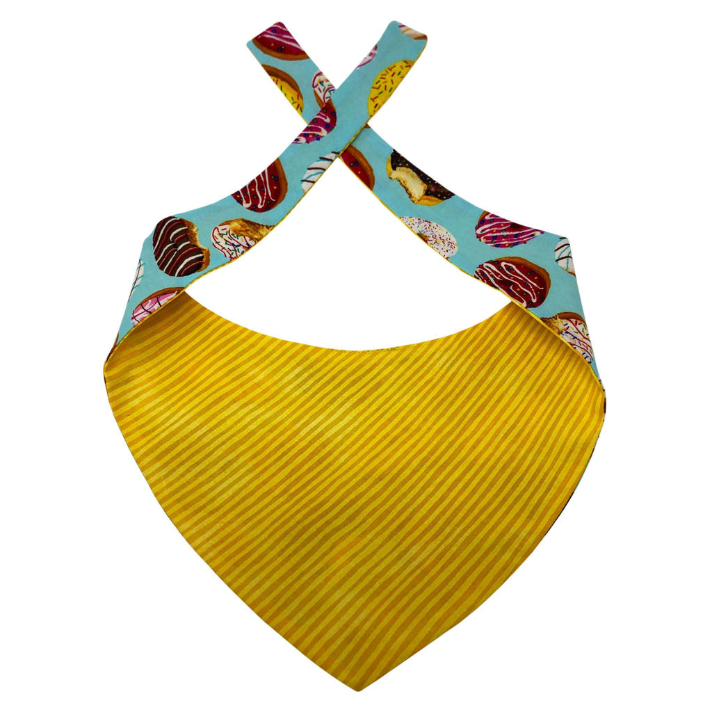 Donut Dog Bandana | Pet Accessories