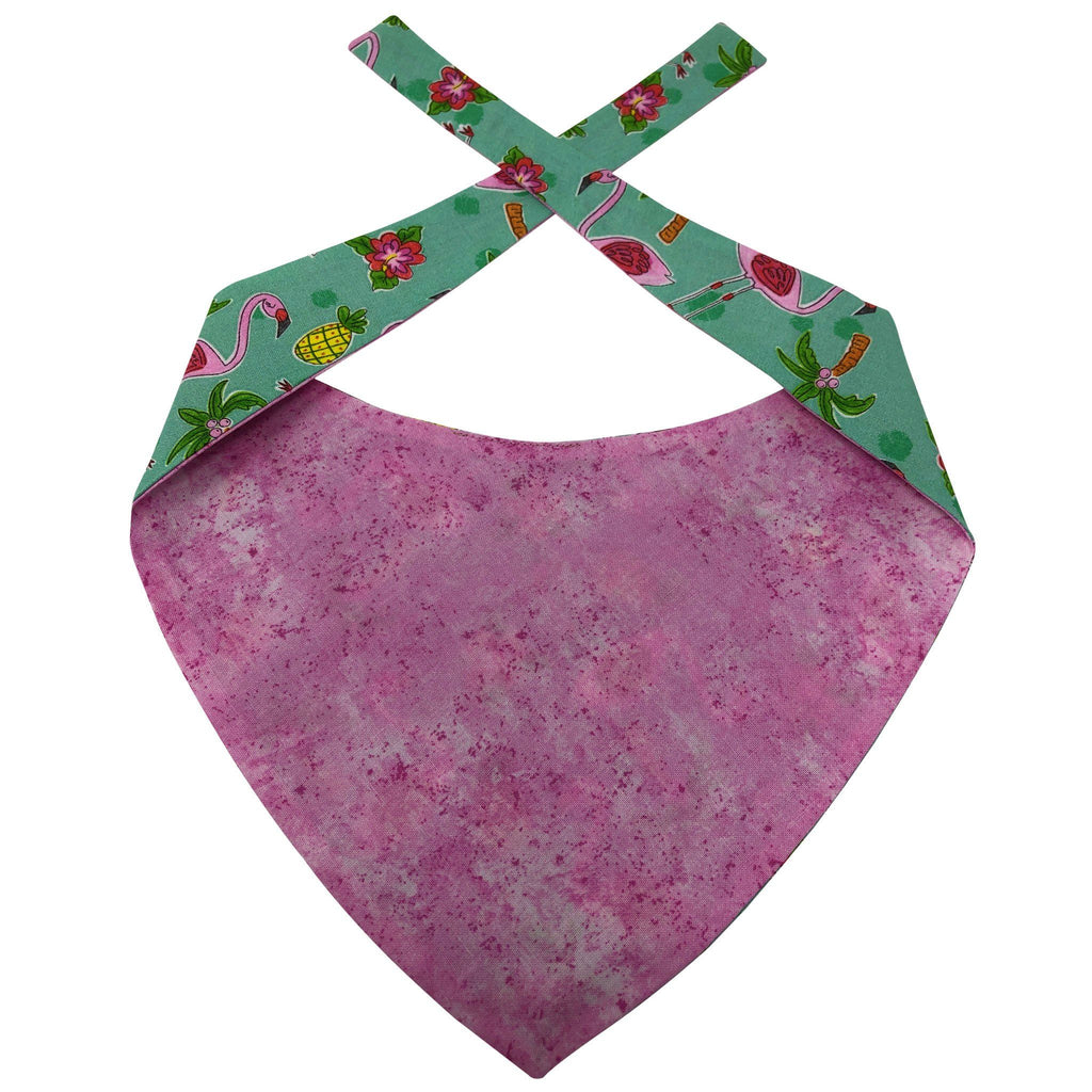 Summer Dog Bandana | Flamingo Bandana