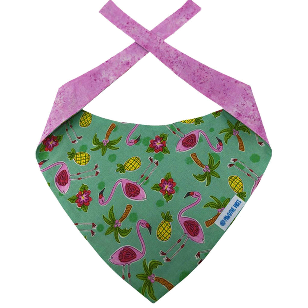 Flamingos Dog Bandana