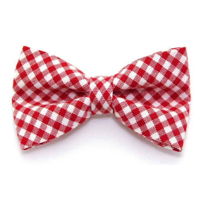 Gingham Bow Tie for Cats | Cute Cat Bowties