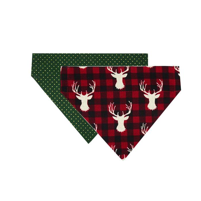 Moose Bandana | Cute Pet Accessories
