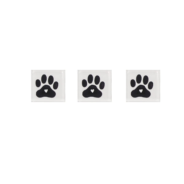 Paw Love Vintage Magnets Magnets