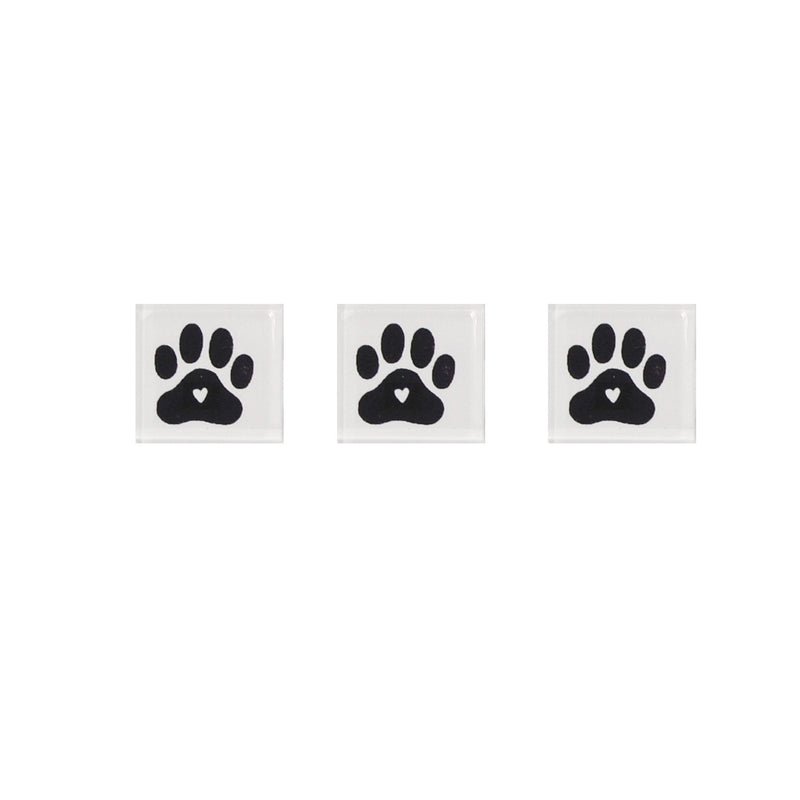Paw Love Vintage Magnets