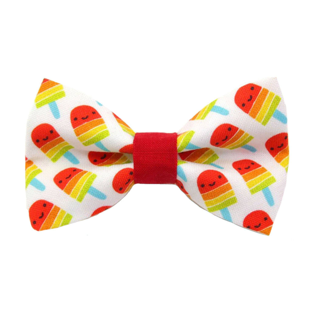 Popsicle Bow Tie | Bow Tie for Cats