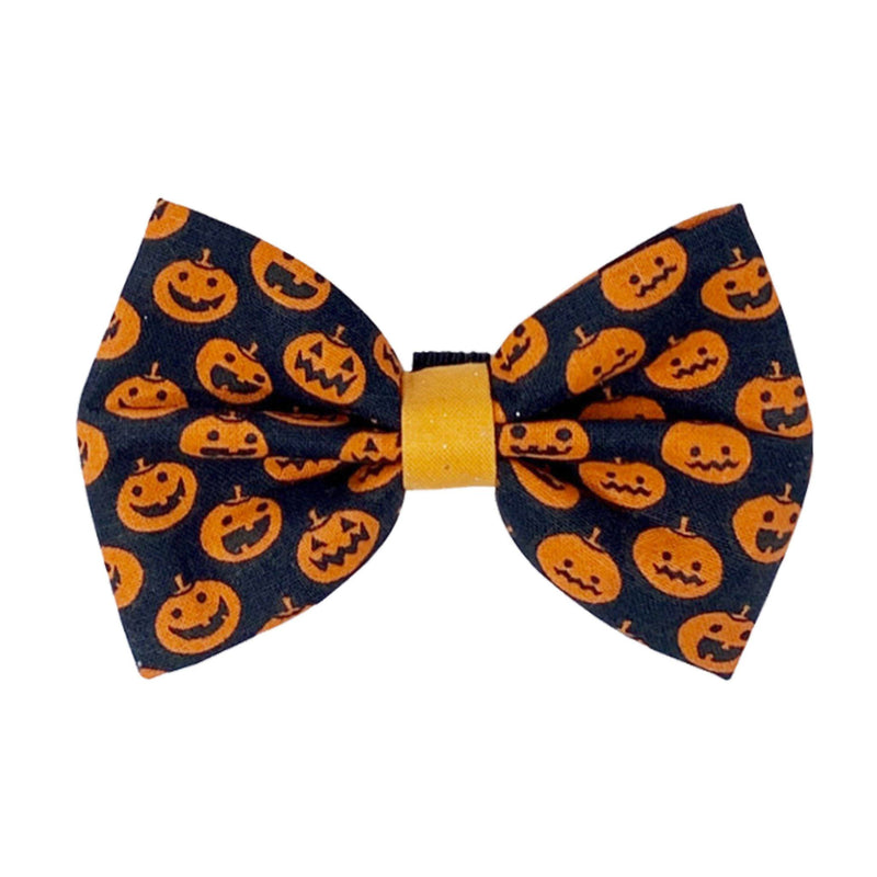 Bow Tie with Pumpkins | Dog Bow Tie