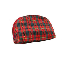Load image into Gallery viewer, Red Plaid Scottie Pouch