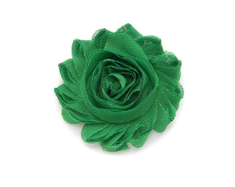 Pet Flower Corsage - Clover Green