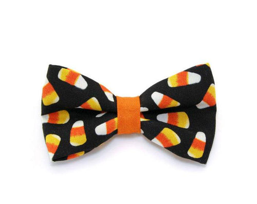 Candy Corn Bow Tie | Bow tie for Cats