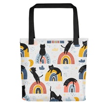Load image into Gallery viewer, Cat Lover Tote | Tote Bags with Cats