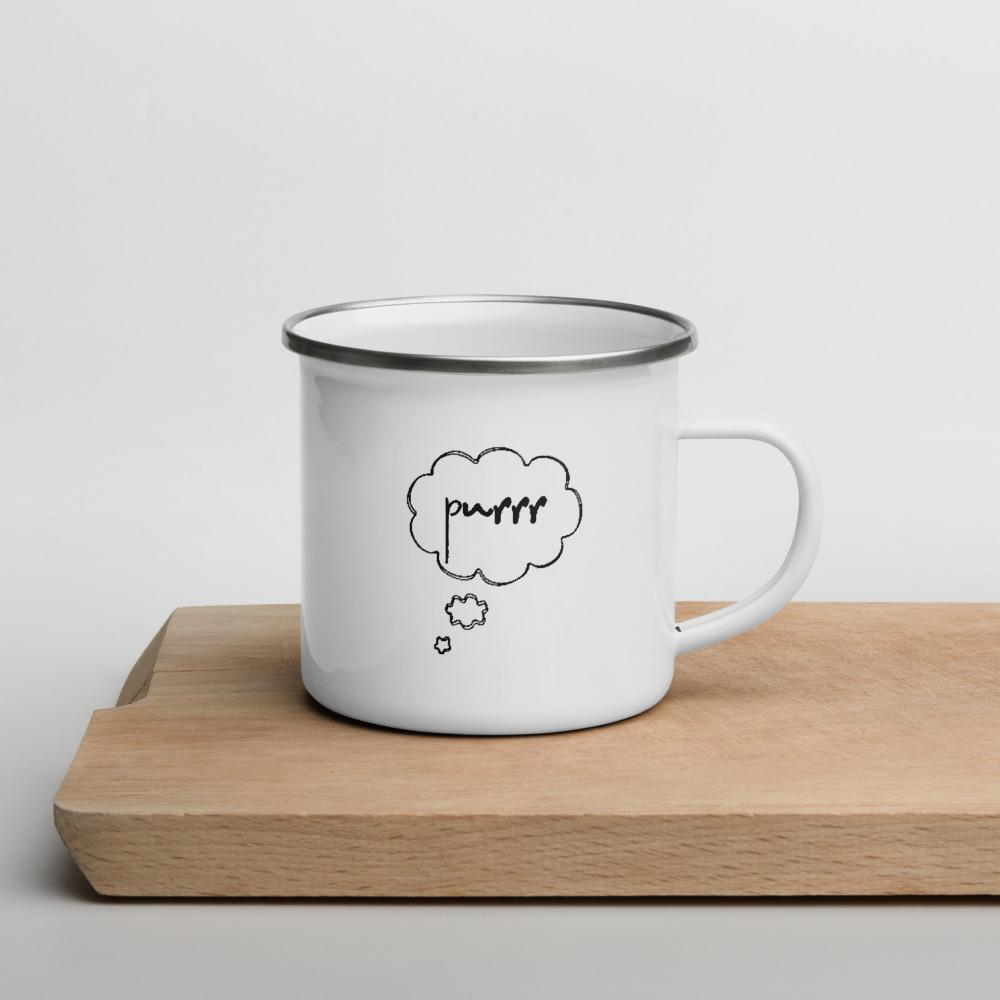 Coffee Cat Mug | Gift for Cat Lover