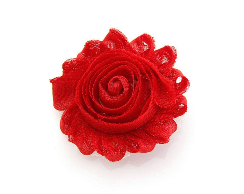 Pet Flower Corsage - Scarlet Red