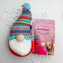 Load image into Gallery viewer, Holiday Gift Pack - Dog Toy + Treat