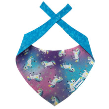Load image into Gallery viewer, Unicorn Dog Bandana