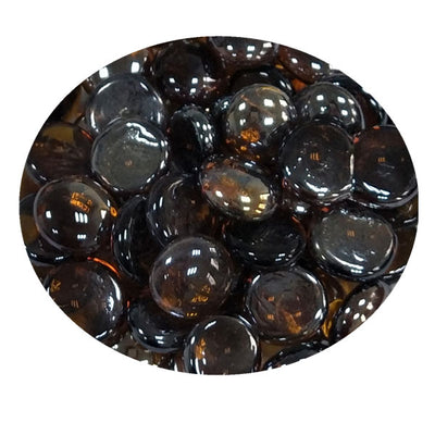 "1/2"" Fire Glass Beads"