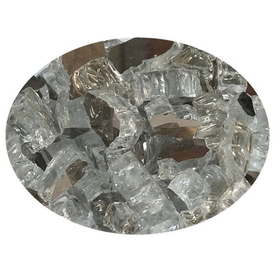 "1/2"" Fire Glass"