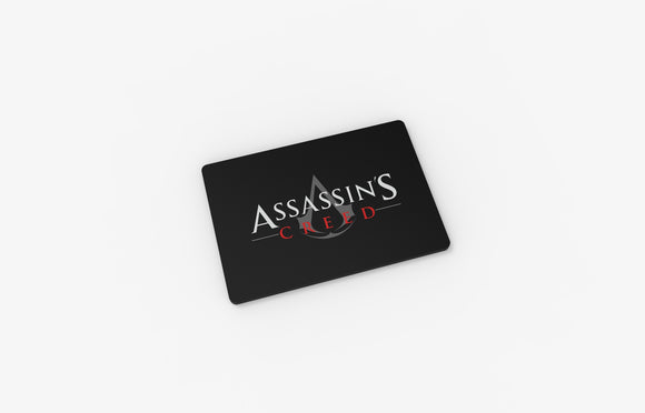 SSD Cover (Assassin´s Creed)