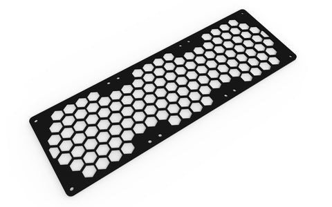 360mm Fan Grill (Honeycomb)