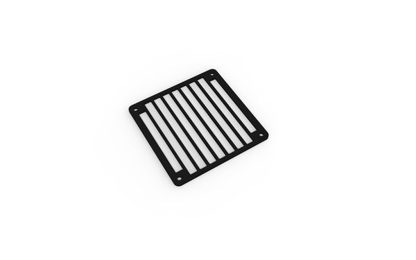 140mm Fan Grill (Stripes)