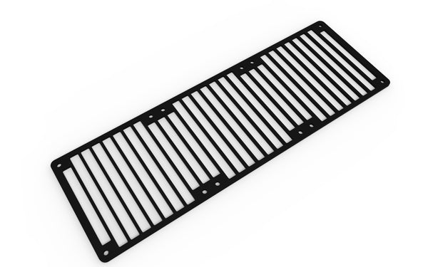 360mm Fan Grill (Stripes)