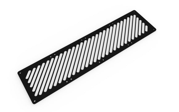 560mm Fan Grill (45º Stripes)