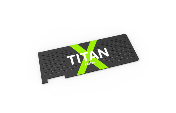 Nvidia TITAN X Backplate (Reference PCB)