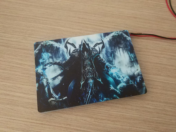 Illuminated SSD Cover (Malthael)