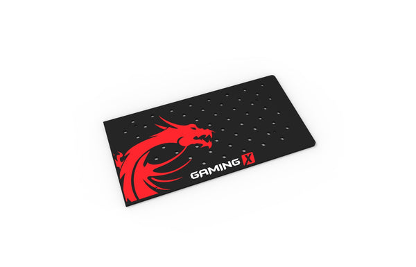 MSI GTX 1050Ti Backplate