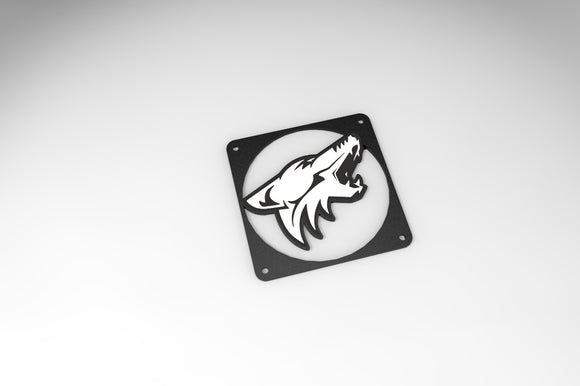Fan Grill 120mm - (Phoenix Coyotes)