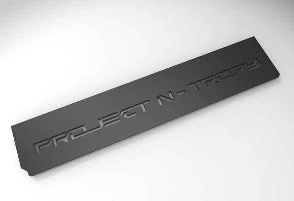 Coolermaster Mastercase Pro 5 PSU Cover (Project N-Tropy)