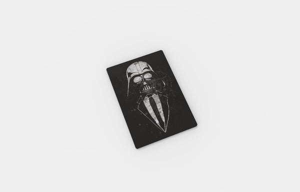 SSD Cover (Darth Vader Cartoon)