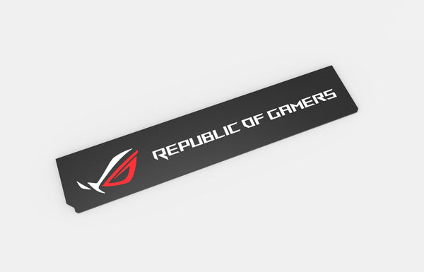 Coolermaster Mastercase Series PSU Cover (Republic of Gamers)