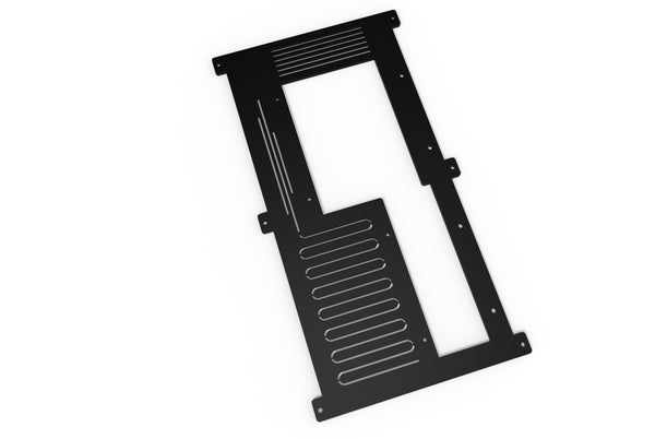 Silverstone TJ07 Backplate (S-Stripes)